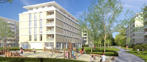 Neubau in Rostock, Wohnung Rostock, Wohnungssuche Rostock, Mietwohnung Rostock, Semmelhaack Rostock, Haus Rostock, Doppelhaus Rostock